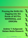 Pruning the SASLOG - PowerPoint PPT Presentation