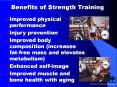 Benefits of Strength Training PowerPoint PPT Presentation