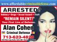 Defense lawyer, Criminal Attorney and Sexual assault Lawyer Houston TX (2) PowerPoint PPT Presentation
