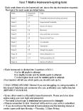 Year 7 Maths Homework-spring term PowerPoint PPT Presentation