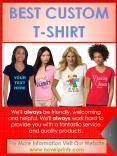 Best Custom T-Shirt PowerPoint PPT Presentation