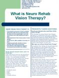 What is Neuro Rehab Vision Therapy? PowerPoint PPT Presentation