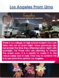 Los Angeles Wedding Transportation PowerPoint PPT Presentation