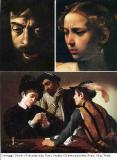 Caravaggio, Davide e Golia particolare, Roma; Giuditta e Oloferne particolare, Roma; i Bari, Worth PowerPoint PPT Presentation