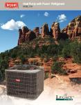Bryant 226 Two-Stage Heat Pump with Puron® Refrigerant PowerPoint PPT Presentation