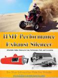 HMF Performance Sport Series Full Exhaust System