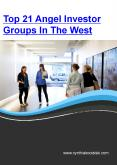 Top 21 Angel Investor Groups In The West PowerPoint PPT Presentation