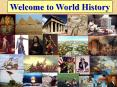 Welcome%20to%20World%20History PowerPoint PPT Presentation