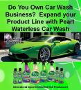 Do You Own Car Wash Business_ Expand Your Product Line With Pearl Waterless Car Wash PowerPoint PPT Presentation