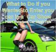 What to Do if you Wanted to Enter you car in a  Car Show  Pearl Waterless Car Wash Tips PowerPoint PPT Presentation