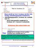 Titel in Verdana 20 PowerPoint PPT Presentation