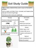 Soil Study Guide PowerPoint PPT Presentation