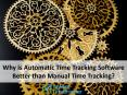 Why is Automatic Time Tracking Software Better than Manual Time Tracking? (1) PowerPoint PPT Presentation