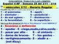 (PARA EMPEZAR, TRABAJO EN CLASE PowerPoint PPT Presentation