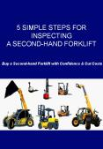 What You Should Check Before Buying Second Hand Forklift For Sale!