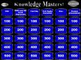 Knowledge Masters! PowerPoint PPT Presentation