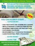 HIGH TECH PARTS AND ASSEMBLIES CLEANING PowerPoint PPT Presentation