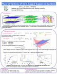 Flux Dynamics of iron-based Superconductors PowerPoint PPT Presentation