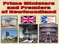 Prime Ministers PowerPoint PPT Presentation