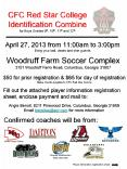 CFC Red Star College Identification Combine for Boys High School Players April 27 from 11 AM to 3 PM  Woodruff Farm Soccer Complex PowerPoint PPT Presentation