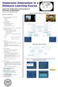 Classroom Interaction in a Distance Learning Course PowerPoint PPT Presentation