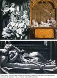 Gian Lorenzo Bernini, 1 Estasi di Santa Teresa, Roma. 2 Cappella Cornaro, particolare della famiglia che assiste all PowerPoint PPT Presentation