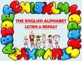 THE ENGLISH ALPHABET PowerPoint PPT Presentation