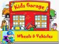 Kids Garage Wheels & Vehicles PowerPoint PPT Presentation