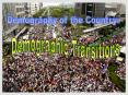Demography of the Country: Demographic Transitions PowerPoint PPT Presentation