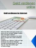 Geld verdienen im Internet PowerPoint PPT Presentation