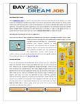 Dream Job PowerPoint PPT Presentation