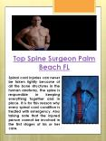 Top Brain Surgeon Palm Beach FL PowerPoint PPT Presentation