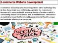 eCommerce website development PowerPoint PPT Presentation