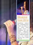 Rihanna Tour 2016