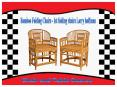 Bamboo Folding Chairs - 1st folding chairs Larry hoffman PowerPoint PPT Presentation