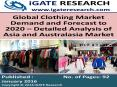 Global Clothing Market Demand and Forecast - Regional Analysis PowerPoint PPT Presentation