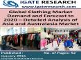 Global Clothing Market PowerPoint PPT Presentation