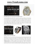 For Unique & Trendy Designer Watches Visit Trendysumo.com PowerPoint PPT Presentation