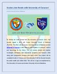 Avalon University Join Hands with University of Curacao! PowerPoint PPT Presentation