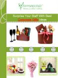 Send Corporate Gifts PowerPoint PPT Presentation