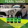 Many Nano Coating Installers Are Offering Ceramic Coating Form Pearl
