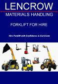 Forklift for Hire or Rent PowerPoint PPT Presentation