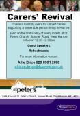 Carers PowerPoint PPT Presentation
