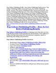 Pop Culture Publishing Profits review and MEGA $38,000 Bonus - 80% Discount PowerPoint PPT Presentation