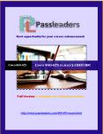 Passleader 300-075 Dumps PowerPoint PPT Presentation