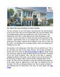 Buy villas in Rise Resort Residences in Noida Extension