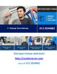 Aircon Service - Servis Aricond Shah Alam Petaling Jaya PowerPoint PPT Presentation