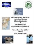 Naval Surface Warfare Center PowerPoint PPT Presentation