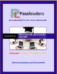 Passleader 70-412 Questions Answers PowerPoint PPT Presentation