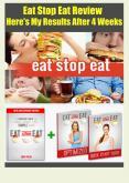 Eat Stop Eat Pdf PowerPoint PPT Presentation